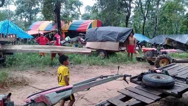 Vỡ đập thủy điện Lào: Cuộc sông bình yên của hơn 6.000 người dân bị đảo lộn - Ảnh 17