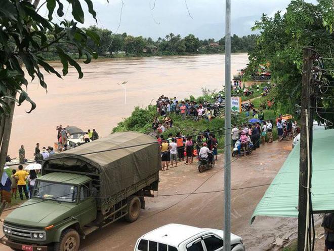 Vỡ đập thủy điện Lào: Cuộc sông bình yên của hơn 6.000 người dân bị đảo lộn - Ảnh 10