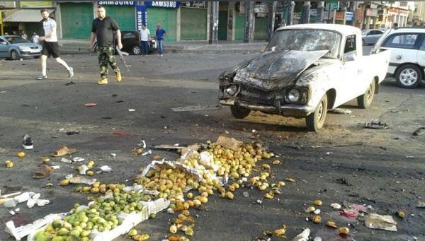 Đánh bom liều chết tại Syria: Số người thiệt mạng đã lên tới 156 - Ảnh 1