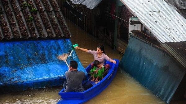 Thái Lan: Sạt lở đất do mưa lũ, 7 người thiệt mạng, 2 người mất tích  - Ảnh 2