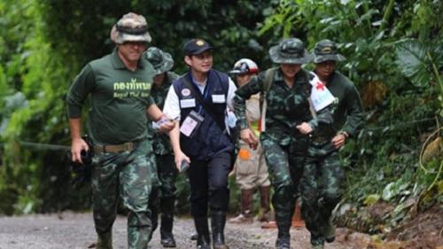 Hiện trường giải cứu đội bóng Thái Lan: Khẩn trương và kỷ luật  - Ảnh 4