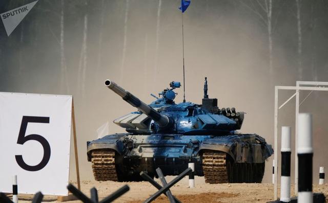 Những khoảnh khắc ấn tượng trong giải đấu xe tăng quốc tế tại Nga - Ảnh 7