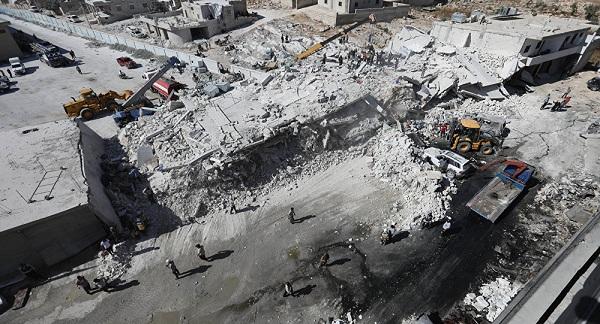 Syria: Nổ kho vũ khí tại tỉnh Idlib khiến ít nhất 39 người thiệt mạng - Ảnh 1