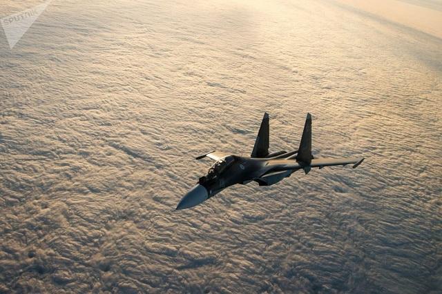 Chiêm ngưỡng dàn khí tài và lực lượng binh sĩ hùng hậu bảo vệ vùng trời của Nga - Ảnh 11