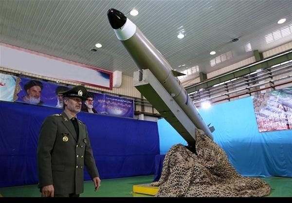 Iran công bố mẫu tên lửa đạn đạo tầm ngắn thế hệ mới có khả năng tàng hình  - Ảnh 1
