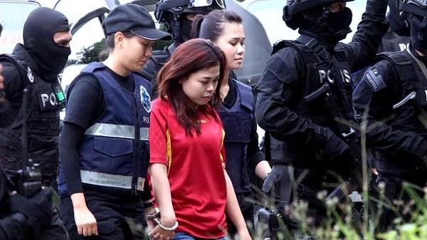 """Lời lể của mẹ nghi phạm """"vụ án Kim Jong-nam"""" trước giây phút tòa tuyên án - Ảnh 1"""