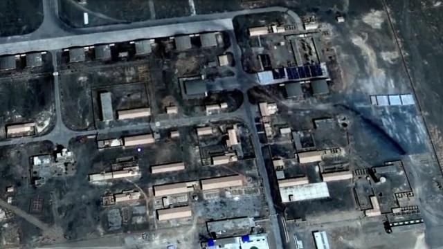 Lộ căn cứ quân sự bí mật của Trung Quốc trên sa mạc Gobi? - Ảnh 1