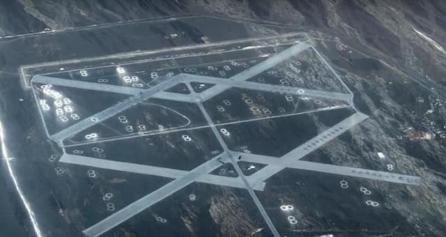 Lộ căn cứ quân sự bí mật của Trung Quốc trên sa mạc Gobi? - Ảnh 3