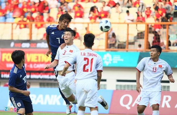 HLV Nhật Bản: Văn Quyết là người chơi hay nhất của Olympic Việt Nam - Ảnh 2