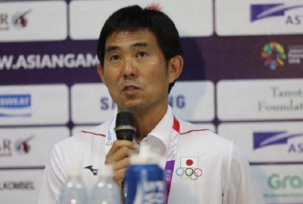 HLV Nhật Bản: Văn Quyết là người chơi hay nhất của Olympic Việt Nam - Ảnh 1