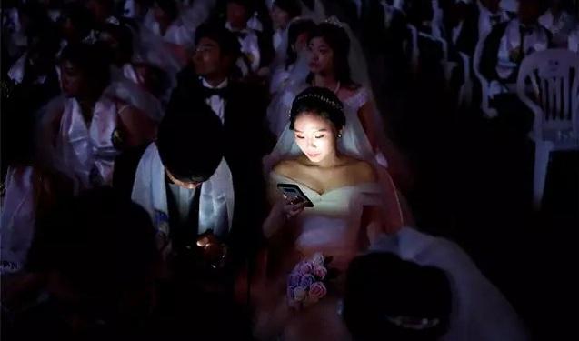 4.000 cặp cô dâu chú rể tham gia đám cưới tập thể tại Hàn Quốc, nhiều đôi chỉ mới quen - Ảnh 5