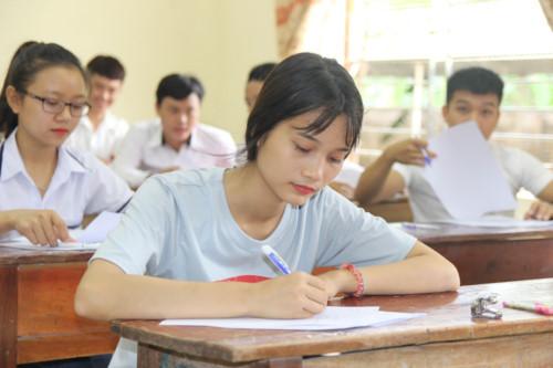 Nghệ An: 95 bài thi thay đổi điểm sau khi chấm phúc khảo - Ảnh 1