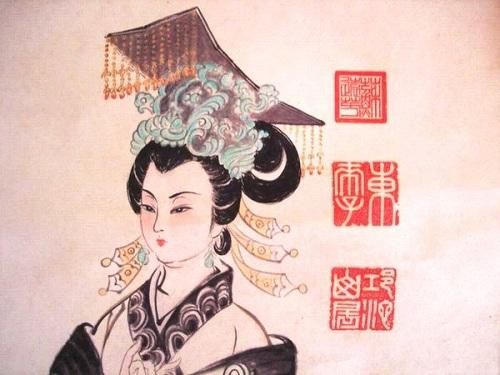 5 mỹ nhân làm khuynh đảo lịch sử Trung Quốc  - Ảnh 2