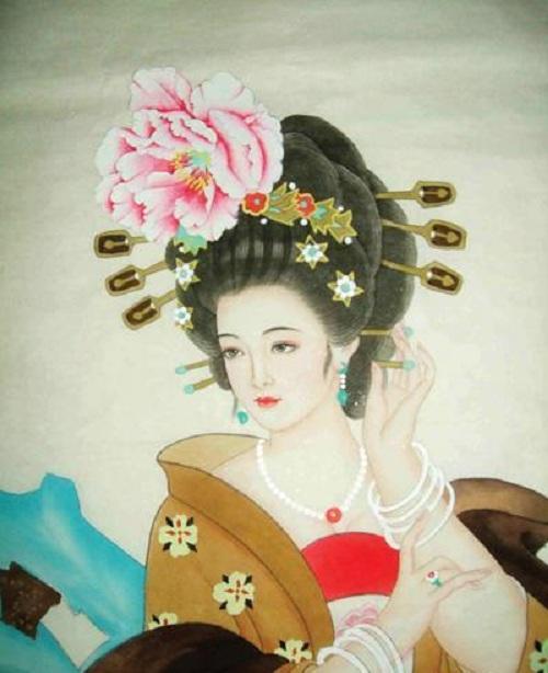 5 mỹ nhân làm khuynh đảo lịch sử Trung Quốc  - Ảnh 3