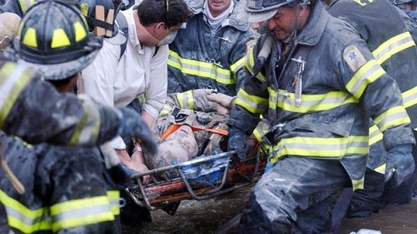 Vụ khủng bố 11/9: Những bức hình ám ảnh cả thế giới trong suốt 17 năm - Ảnh 9