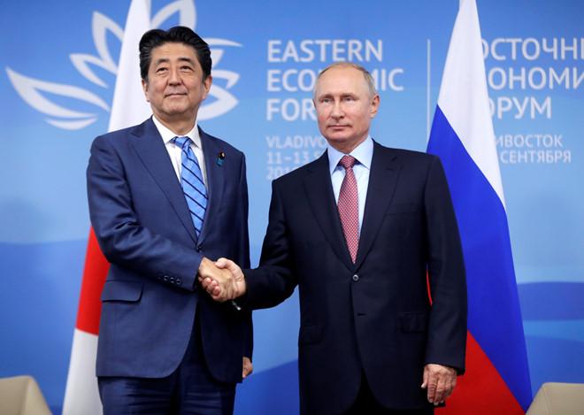 Lý giải việc Nhật Bản khước từ đề xuất kí hiệp ước hòa bình với Nga - Ảnh 1