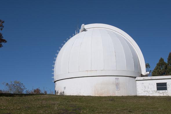 FBI bất ngờ sơ tán, đóng cửa trạm quan sát Mặt Trời tại Mexico - Ảnh 1