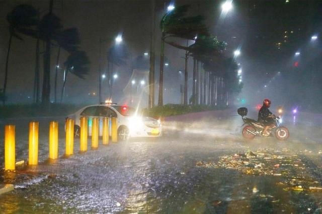 Siêu bão Mangkhut đổ bộ, Philippines gồng mình chống chọi - Ảnh 5