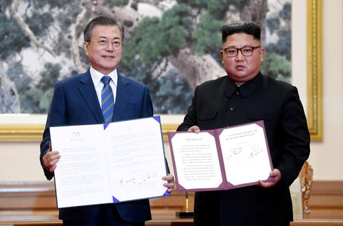 Lý giải việc nhà lãnh đạo Kim Jong-un nhận lời thăm Seoul - Ảnh 1