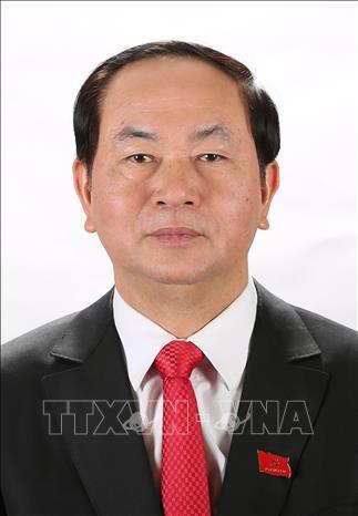Hình ảnh những ngày làm việc cuối cùng của Chủ tịch nước Trần Đại Quang - Ảnh 1