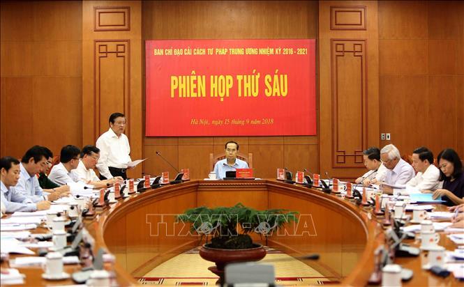 Hình ảnh những ngày làm việc cuối cùng của Chủ tịch nước Trần Đại Quang - Ảnh 12