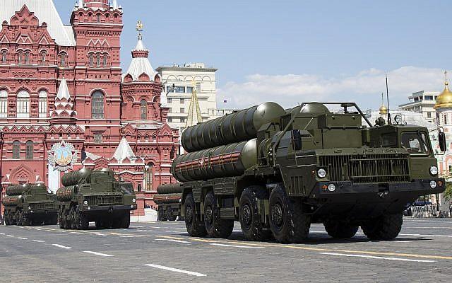 """Hé lộ số lượng """"rồng lửa"""" S-300 được Nga chuyển tới Syria - Ảnh 1"""