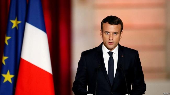 Tổng thống Pháp: IS đứng sau các cuộc tấn công hóa học tại Syria và Iraq - Ảnh 1