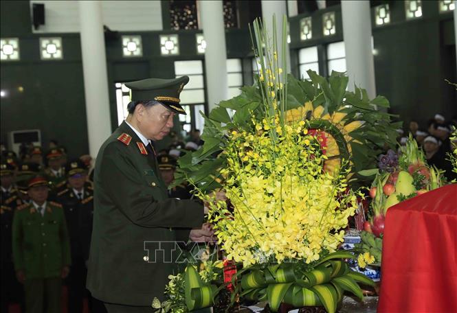 Chủ tịch nước Trần Đại Quang trong lòng người ở lại - Ảnh 2
