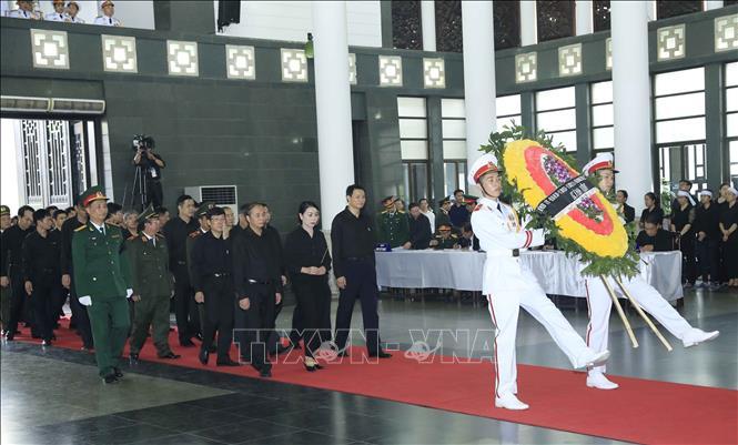 Chủ tịch nước Trần Đại Quang trong lòng người ở lại - Ảnh 4
