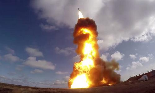 """""""Lá chắn"""" A-135: Vũ khí giúp Nga 'bẻ gãy' tên lửa đạn đạo của Mỹ  - Ảnh 1"""