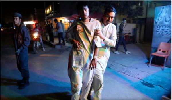 Lộ diện chủ mưu vụ đánh bom tại CLB thể thao ở Afghanistan khiến ít nhất 90 người thương vong  - Ảnh 1