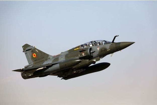 Tiêm kích Mirage 2000D của Không quân Pháp mất tích cùng 2 thành viên phi hành đoàn - Ảnh 1