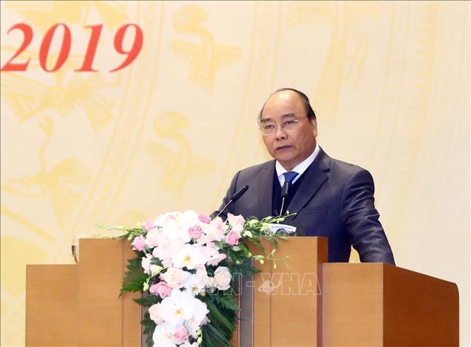 Thủ tướng: Văn phòng Chính phủ phải giúp phản ánh một 'Chính phủ bắt kịp nhịp sống của người' dân - Ảnh 1