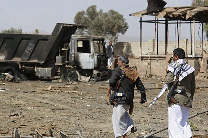 Tư lệnh tình báo quân đội Yemen thiệt mạng do máy bay không người lái gắn bom - Ảnh 1
