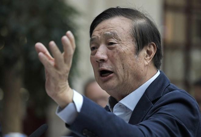 Ông chủ Huawei lên tiếng giữa cơn khủng hoảng tẩy chay: Chấp nhận thu hẹp miễn còn tồn tại - Ảnh 1