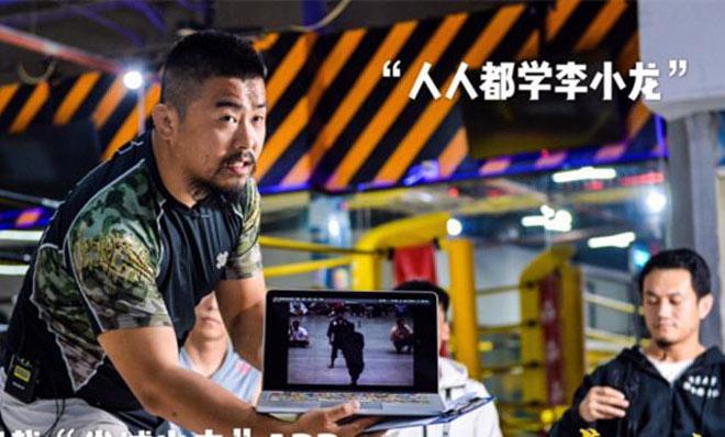 Video: Võ sĩ MMA 40 tuổi Từ Hiểu Đông hạ đo ván cao thủ kungfu Trung Quốc - Ảnh 2