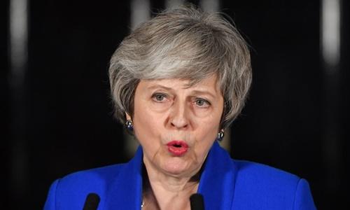 Thủ tướng May vượt qua bỏ phiếu bất tín nhiệm, quyết tâm đưa Anh rời khỏi EU - Ảnh 1
