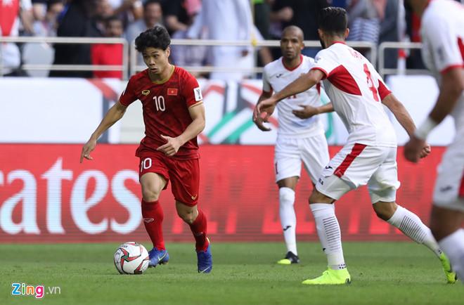 Công Phượng đã làm được điều mà không một cầu thủ nào làm được tại Asian Cup 2019 - Ảnh 1
