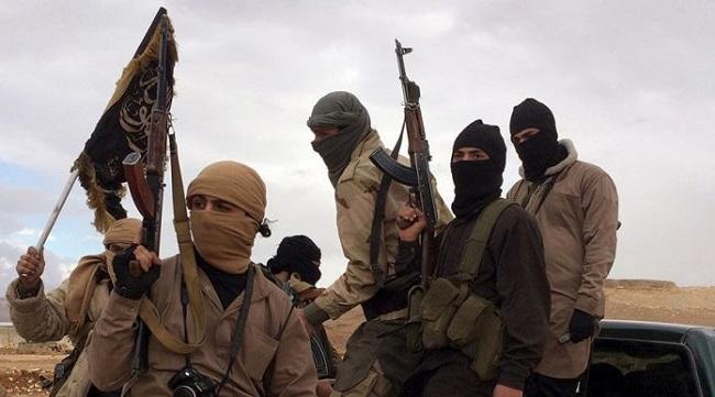 Quân đội Syria 'thiêu rụi' quân khủng bố tại 'chảo lửa' Syria bằng pháo binh hạng nặng - Ảnh 2