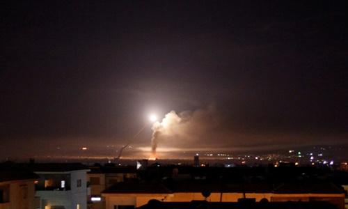 Động thái hiếm hoi của Israel sau khi bất ngờ không khích Damascus trong đêm - Ảnh 2