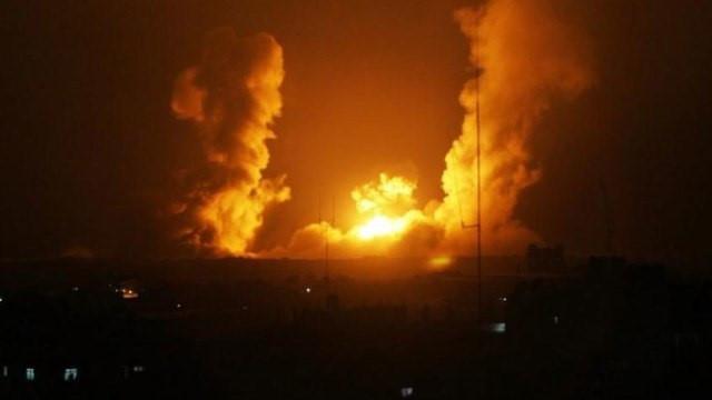 Động thái hiếm hoi của Israel sau khi bất ngờ không khích Damascus trong đêm - Ảnh 1