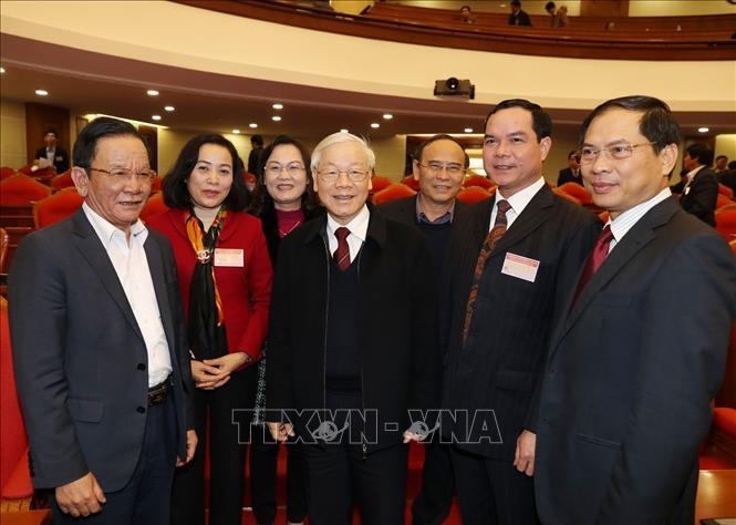 Tổng Bí thư, Chủ tịch nước Nguyễn Phú Trọng: Bịt kín những 'kẽ hở' để không thể tham nhũng - Ảnh 1
