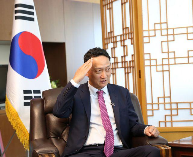 """""""Những câu chuyện chưa kể"""" về HLV Park Hang Seo qua tiết lộ của đại sứ Hàn Quốc - Ảnh 2"""