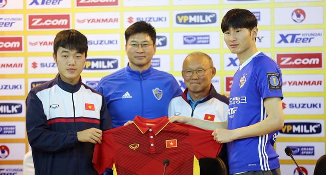 U22 Việt Nam đấu Ulsan Hyundai: HLV Park Hang Seo sẽ dự khán - Ảnh 1