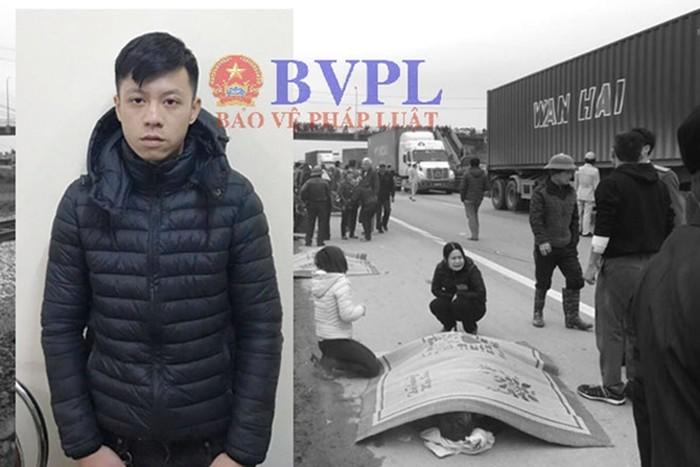Vụ tai nạn 8 người chết ở Hải Dương: Khởi tố, tạm giam tài xế 4 tháng - Ảnh 1
