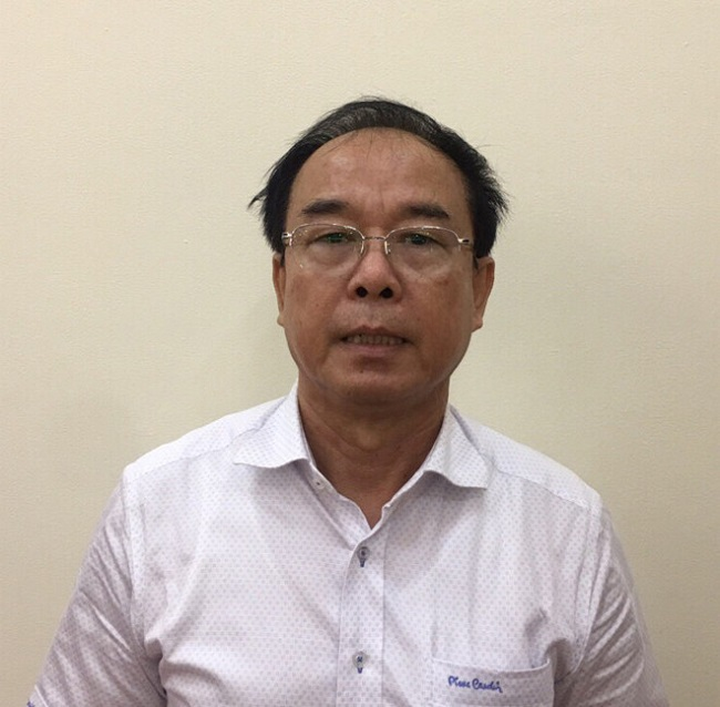 Khởi tố nguyên Phó Chủ tịch thường trực UBND TP. HCM Nguyễn Thành Tài - Ảnh 1