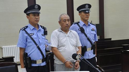 Ác nhân 54 tuổi cưỡng hiếp và giết hại 11 phụ nữ trẻ tại Trung Quốc bị tử hình  - Ảnh 1