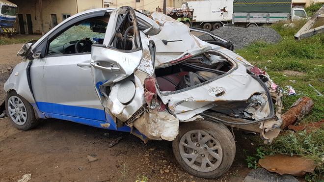 Khởi tố vụ án nữ tài xế uống rượu chạy 107km/giờ, gây tai nạn khiến 3 người chết - Ảnh 1