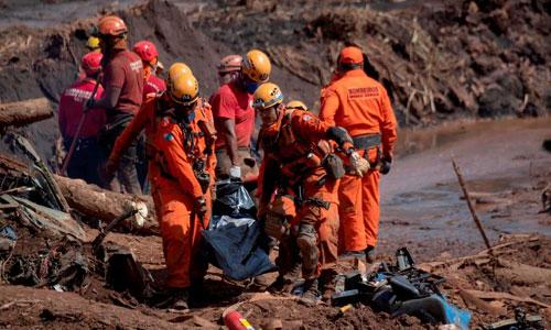 Vỡ đập nước thải khiến 84 người thiệt mạng ở Brazil: Bắt giữ 5 người  - Ảnh 1