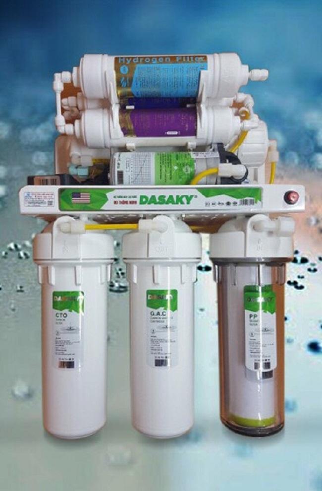Máy lọc nước Dasaky và hành trình mang nguồn nước tinh khiết đến cho mọi nhà - Ảnh 2